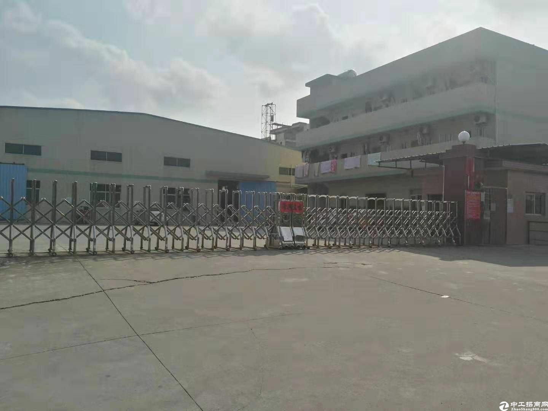 佛山顺德杏坛共三层工业厂房仓库出租,可分租约50000方