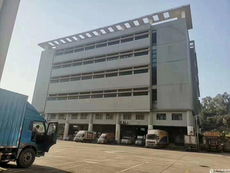[布吉厂房]布吉高速口单层2245平国有标准厂房出售