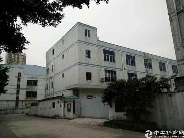 惠州市横沥新出原房东独院钢构厂房3180平方..