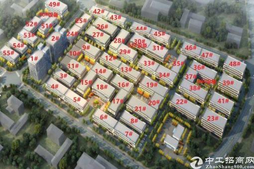 中山周边独栋全新厂房,3成首付,万亩园区分层出售