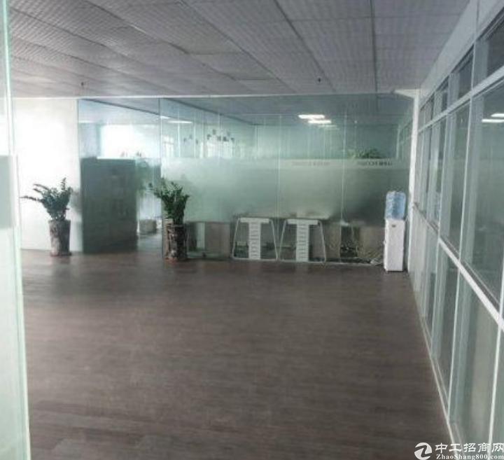 容桂海尾1000平方标准厂房出租地坪漆精装修配套齐全