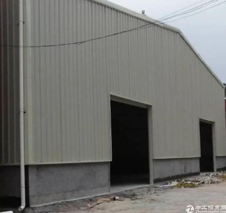 勒流单一层钢构1000平全新厂房出租停车位充足交通方便