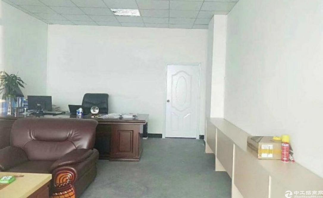 容桂龙涌800平带装修标准厂房出租消防合格交通方便