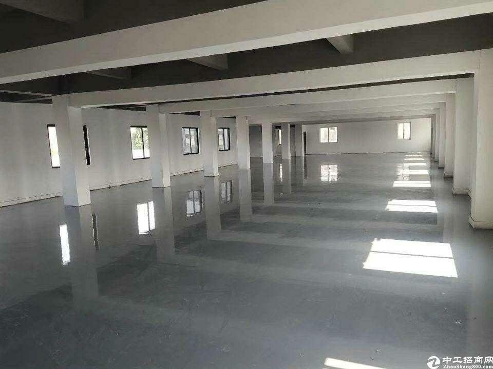 白云区独栋独院标准厂房3200方出租