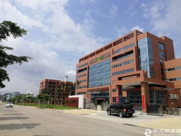 惠州园洲镇占地20000㎡建筑19800㎡国有厂房出售