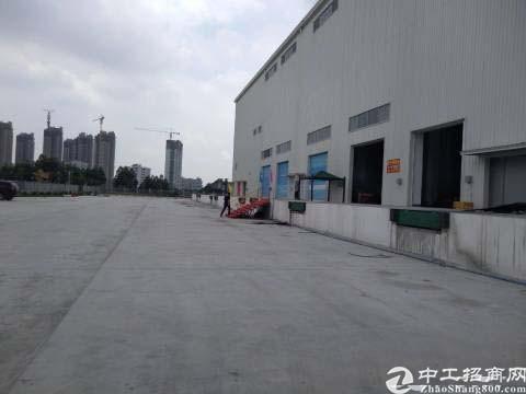 黄埔开发区东区,丙二类消防,做冷冻仓10米高标准厂房仓库出租