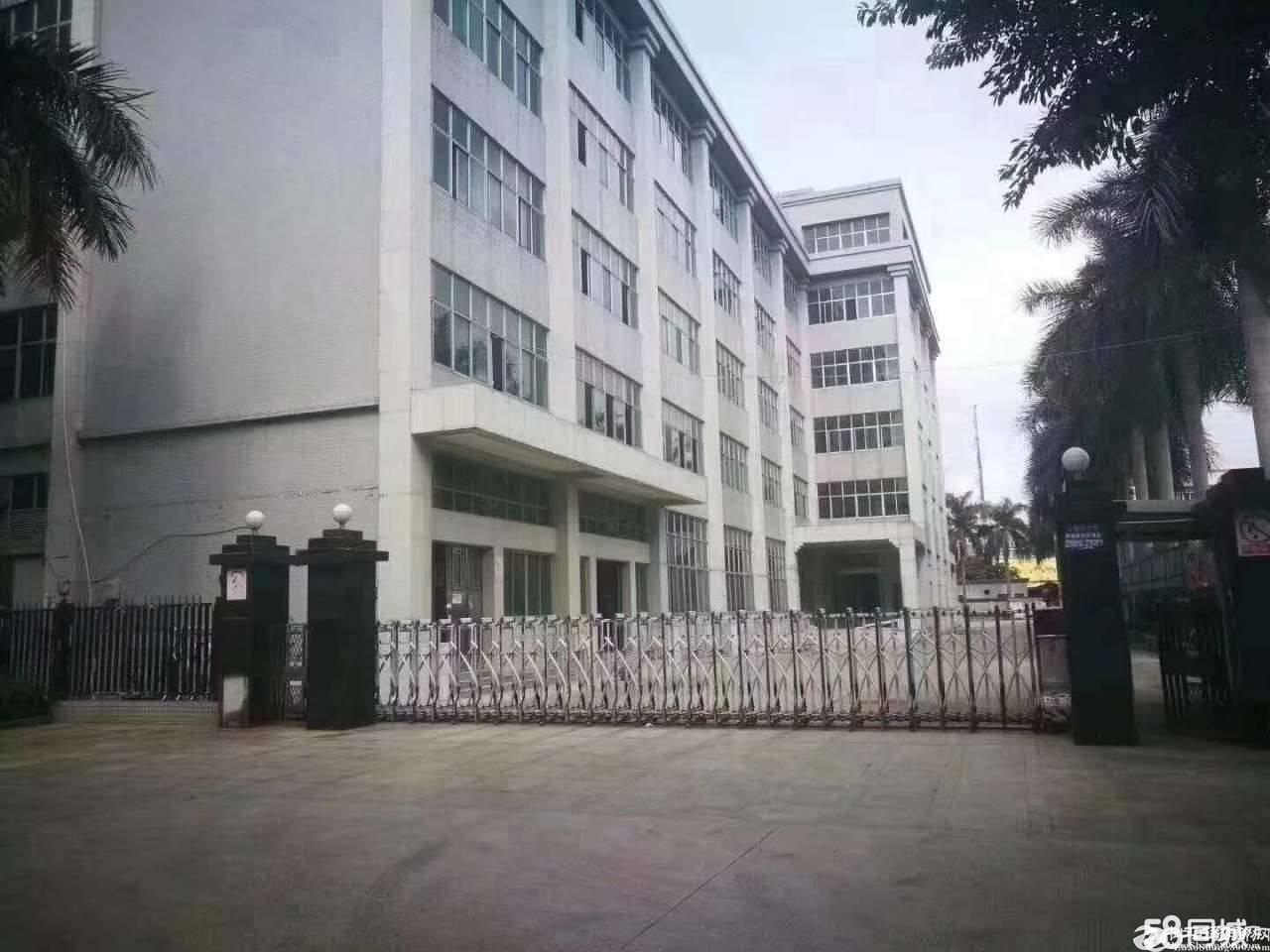 平湖华南城电商园208至2200平标准厂房仓库出租可办公。