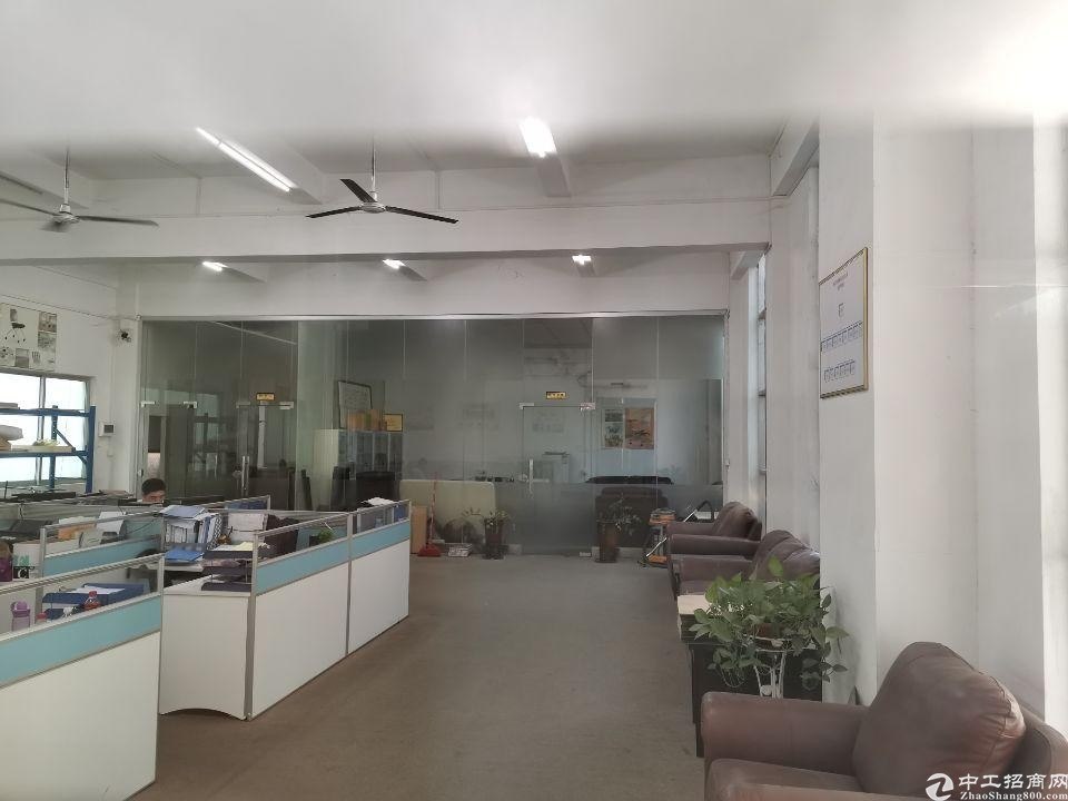 白云区新出标准厂房1700平,精装修,无尘车间带现在办公室