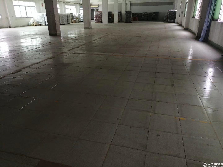 人和镇工业区标准厂房2楼2400平出租