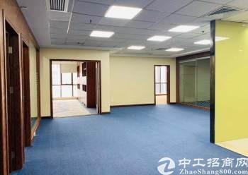 【开发商直租】坪山正中时代广场甲级写字楼384平