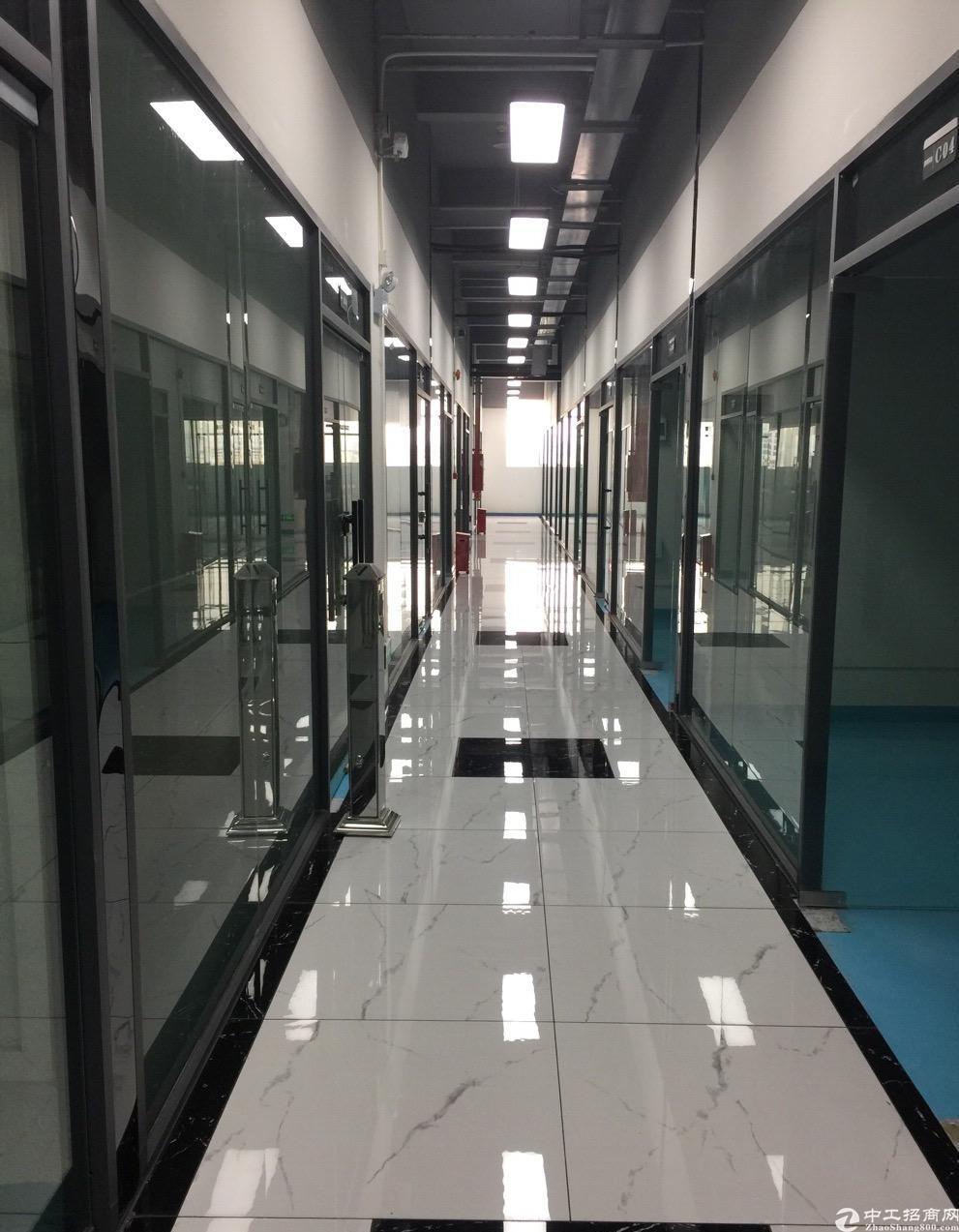 【坂田厂房】杨美地铁站口精装修厂房仓库出租