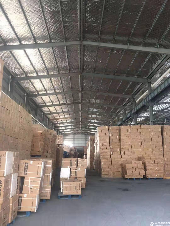 黄陂横店仓库5000平米,可分,配套齐全