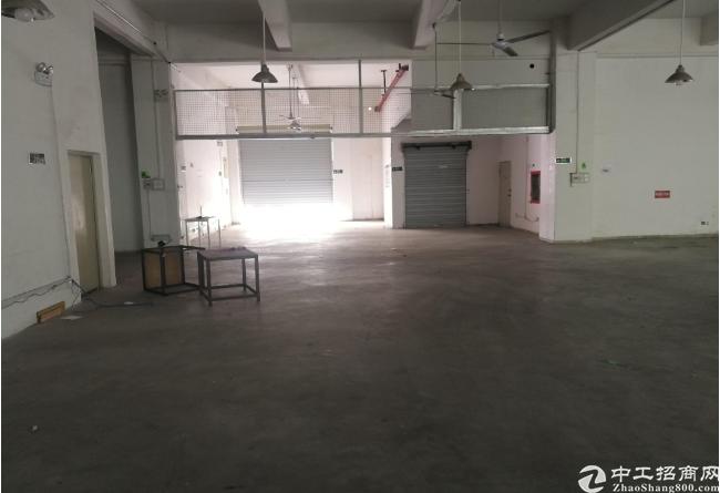 坂田吉华路一楼680平带卸货平台和装修厂房出租