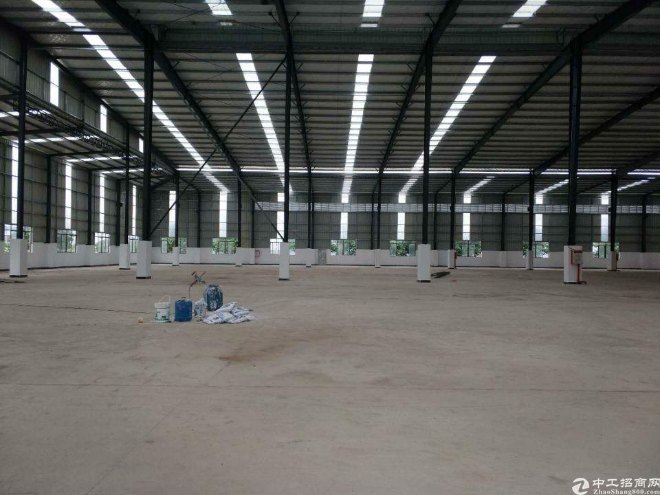原房东新建钢结构加铺面总面积8587平方米(可以任意分租.