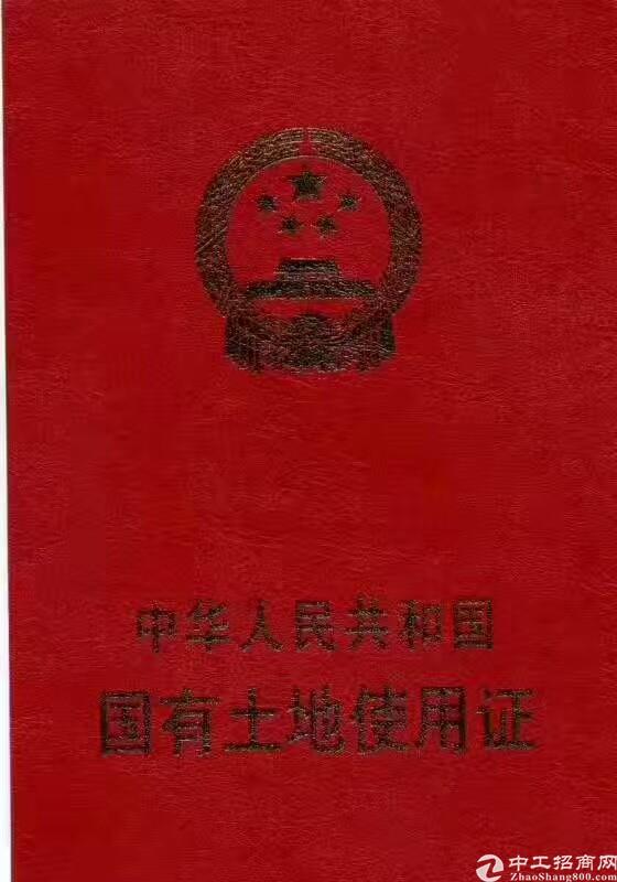 超长产权深圳范围独院厂房6500平米特价出售