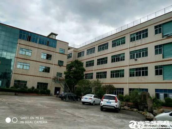 坪山竹坑工业区带装修厂房一楼500平方出租,采光好