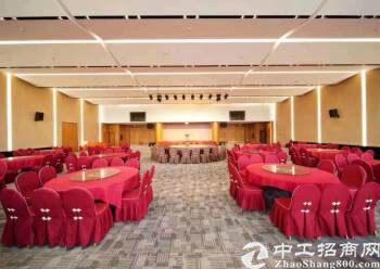 深圳坂田华为附近带装修甲级写字楼招租,88平起分图片3