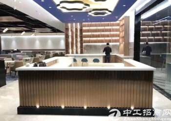 深圳坂田华为附近带装修甲级写字楼招租,88平起分图片4