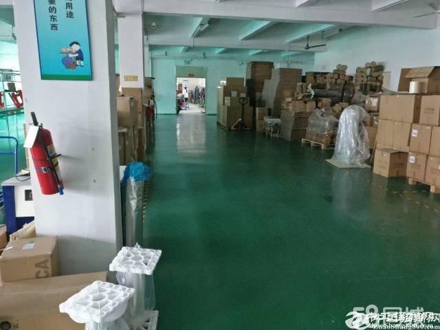 平湖富民工业区标准厂房860平方米厂房出租