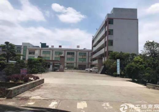 深圳市龙岗区国有双证厂房低价出售