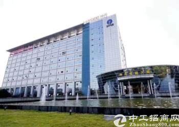 深圳坂田华为附近带装修甲级写字楼招租,88平起分图片1