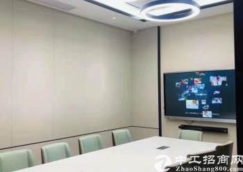 深圳坂田华为附近带装修甲级写字楼招租,88平起分图片2