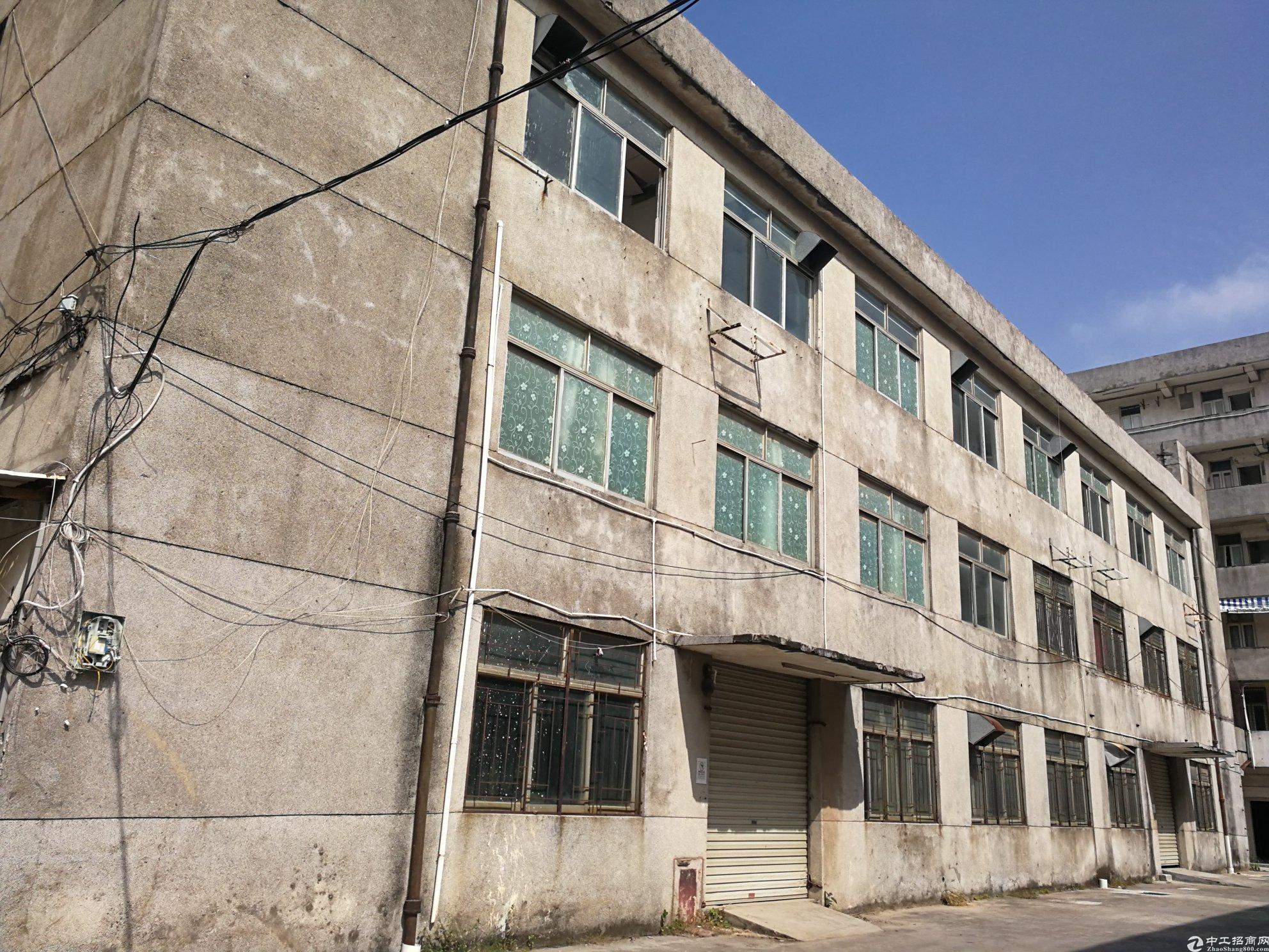 深圳横岗5378平独院国有证标准厂房出售-图2