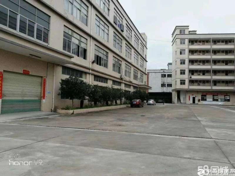 龙岗平湖独门独院四层厂房9600平方米厂房招租