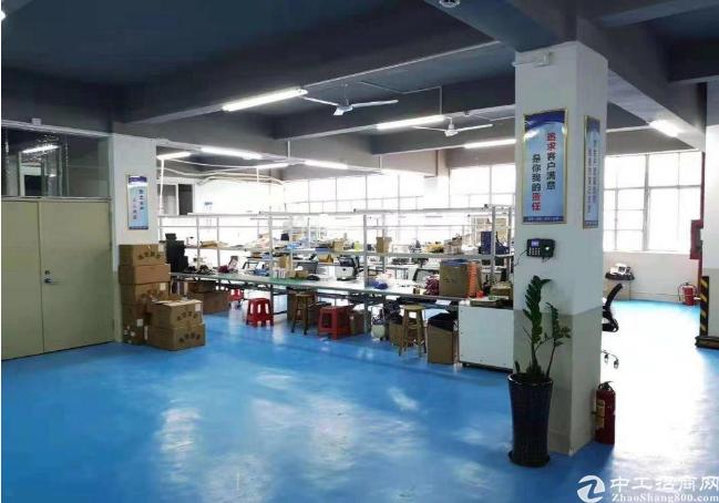 龙岗爱联原房东工业园厂房招租1100平方出租-图4