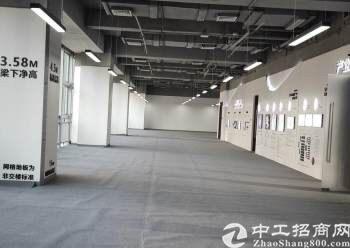 深圳甲级商务集群9米层高,企业独栋,双地铁口,红本甲级写字楼图片3