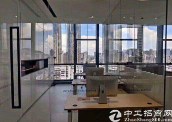 横岗地铁口精装修办公室出租,50平米起创意园区图片6