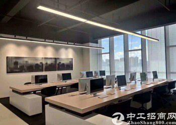 横岗地铁口精装修办公室出租,50平米起创意园区图片3