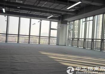 深圳甲级商务集群9米层高,企业独栋,双地铁口,红本甲级写字楼图片5