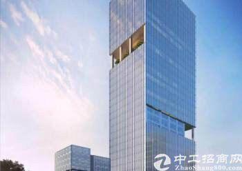 深圳甲级商务集群9米层高,企业独栋,双地铁口,红本甲级写字楼图片1