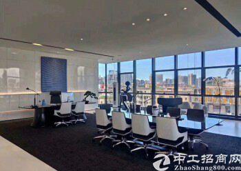 横岗地铁口精装修办公室出租,50平米起创意园区图片4