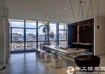 横岗地铁口精装修办公室出租,50平米起创意园区图片1