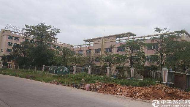 中山市占地20亩40年花园式国有双证厂房出售
