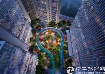 深圳甲级商务集群9米层高,企业独栋,双地铁口,红本甲级写字楼图片4