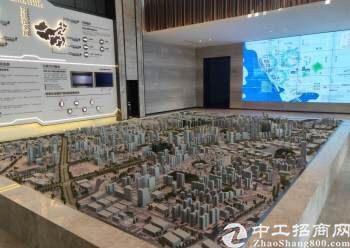 深圳甲级商务集群9米层高,企业独栋,双地铁口,红本甲级写字楼图片2