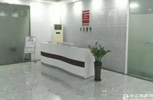 观澜福民新出原房东1000平带豪华办公室装修不用转让费