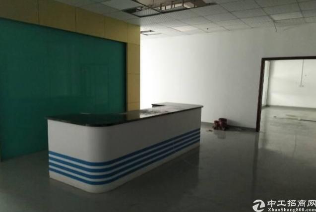 观澜福民新出花园式厂房豪华装修900平方水电齐全