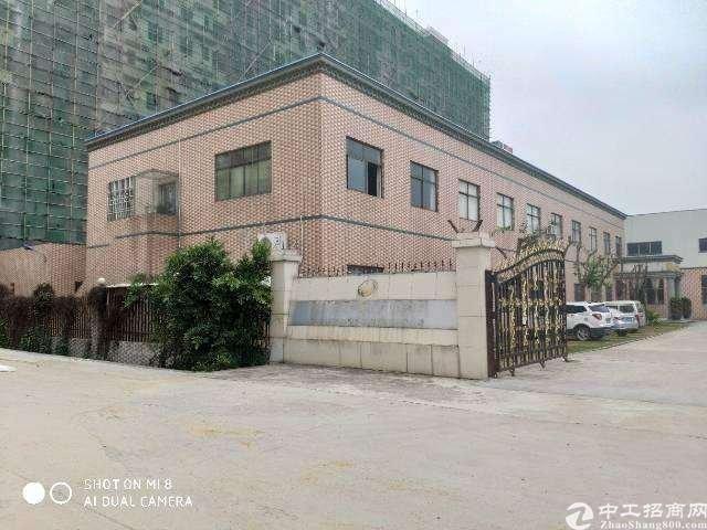 深圳市坪山地铁口仓储红本厂房6500平出售
