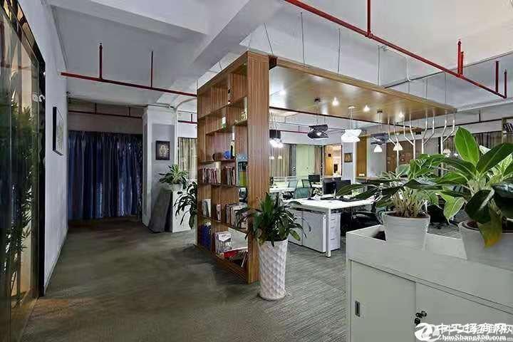 深圳(带红本)高新技术园区新出楼上5200平米厂房招租