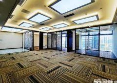 超长免租期2个月宝安中心新楼区易尚中心看海景75平起