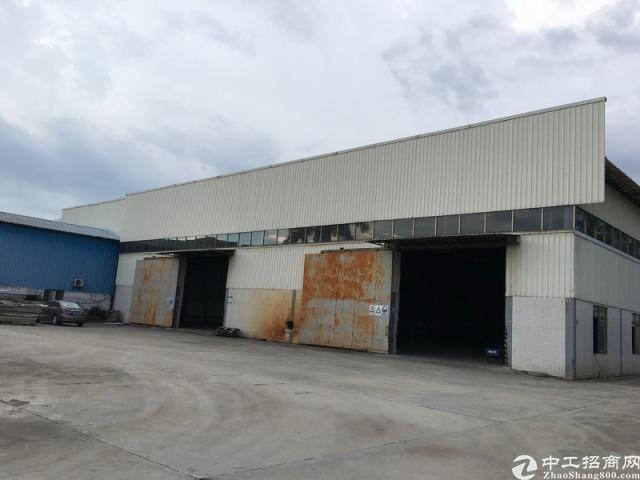 番禺靠近高速出口出租450平仓库厂房一手房东消防安全
