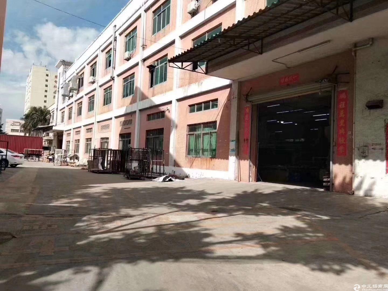 博罗县杨村原房东出租标准独院13200平方厂房出租
