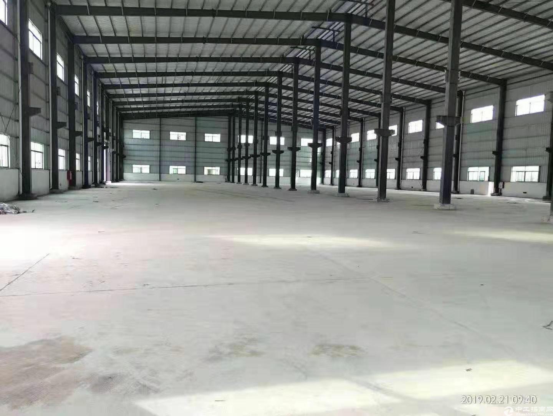 博罗县杨村镇原房东单一层钢构14500平方米出租