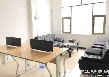 龙华汽车站精装办公室带全套家私卡座面积共2600打包出租图片1
