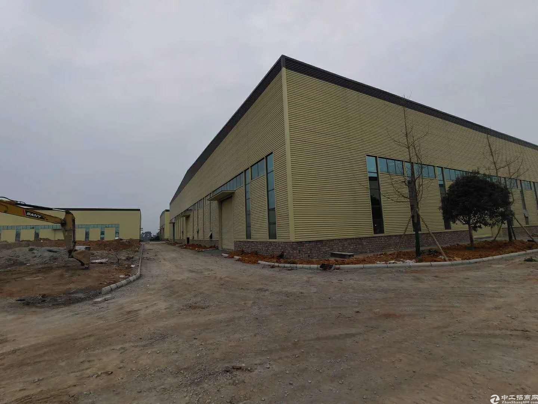 1000-5000平钢结构单层厂房塑料机加可进-图4