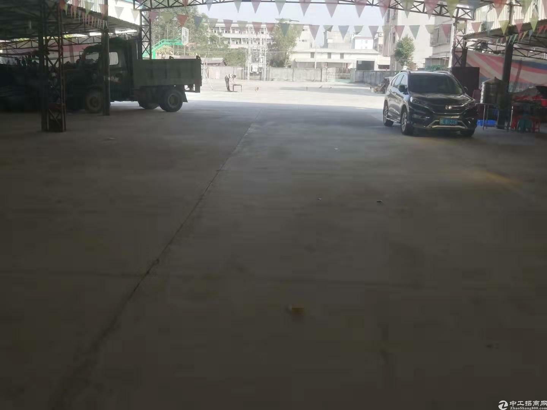 惠州市博罗县工业园区厂房20000平行业不限证件齐全